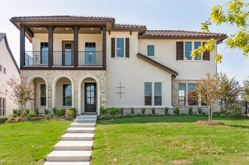 Walsh By Drees Custom Homes In Fort Worth Texas