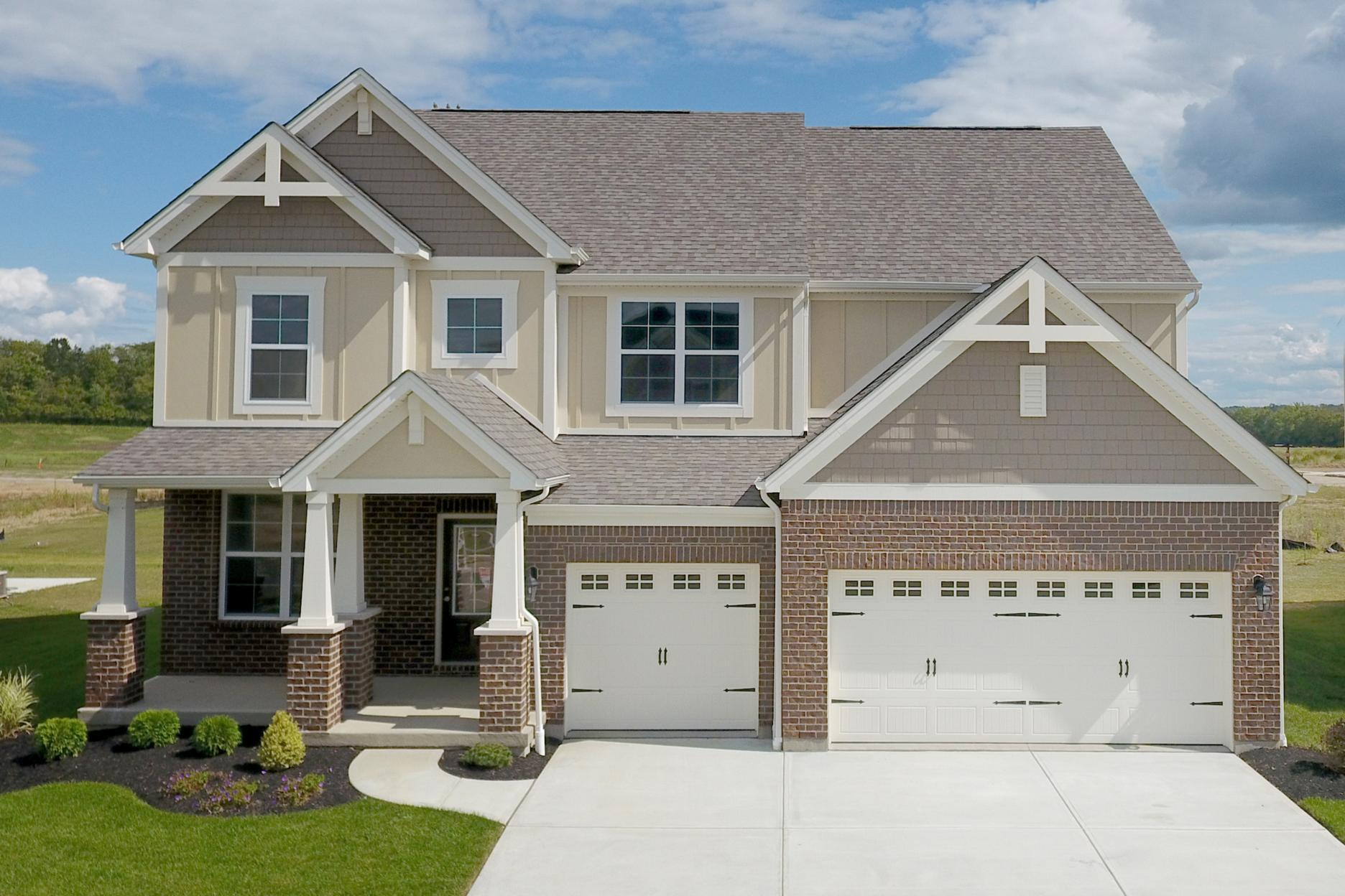 windsor estates in west chester oh new homes u0026 floor plans by