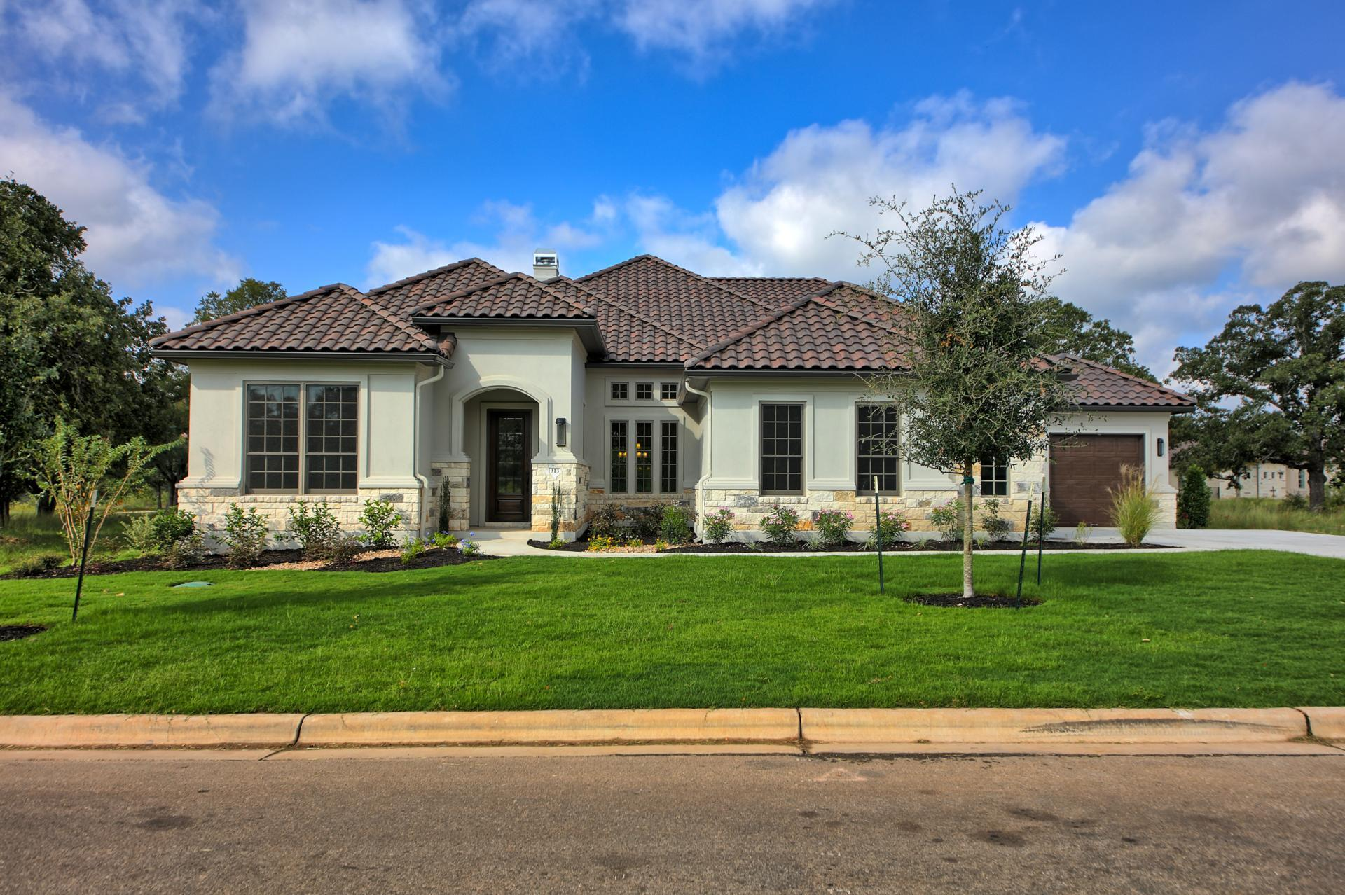 West Parke In Cedar Park TX New Homes Floor Plans By Drees