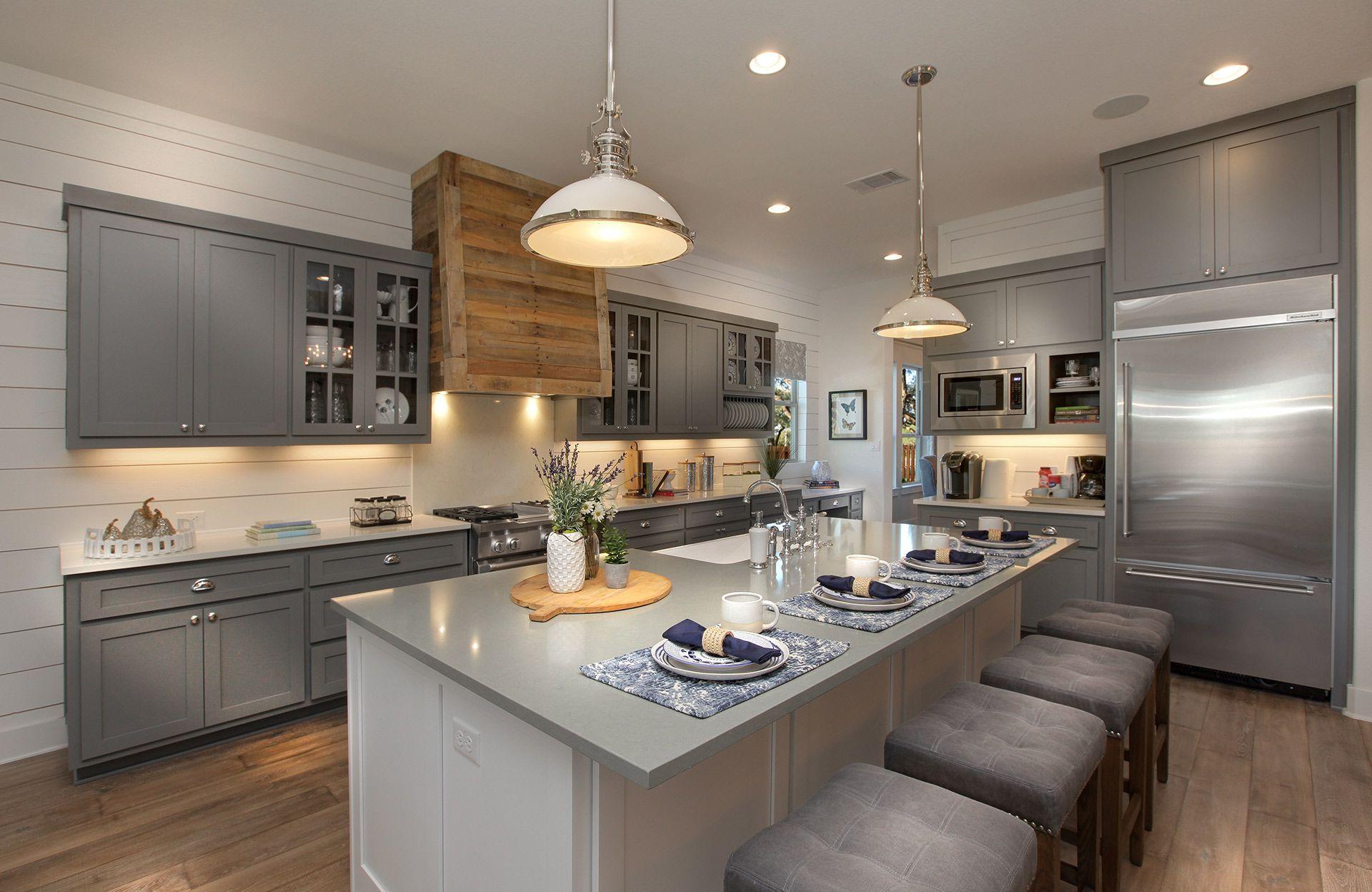 Kitchen-in-Tanner-at-West Parke-in-Cedar Park