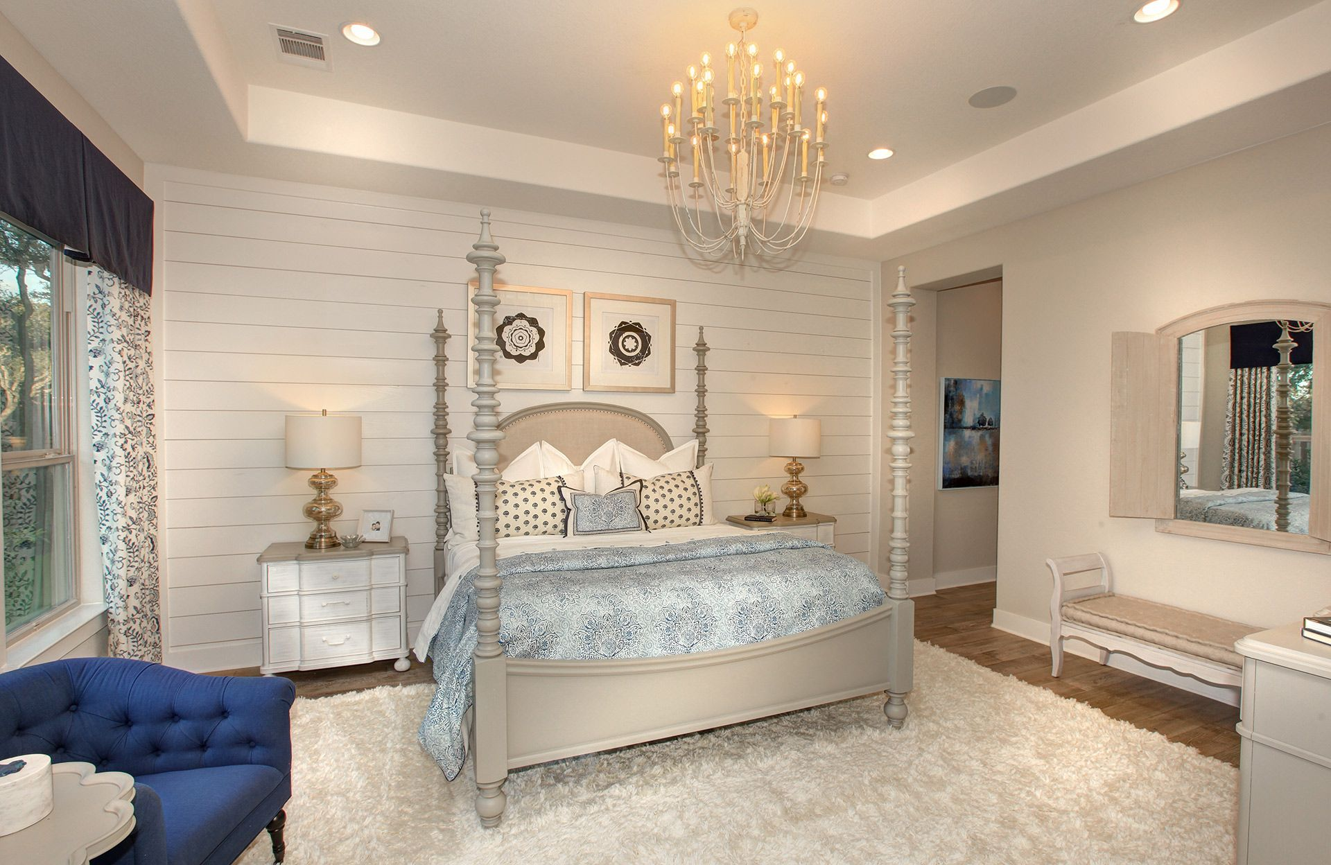 Bedroom featured in the Tanner By Drees Custom Homes in Austin, TX