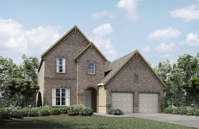 3313 Hickory Bend Trail (Collins)