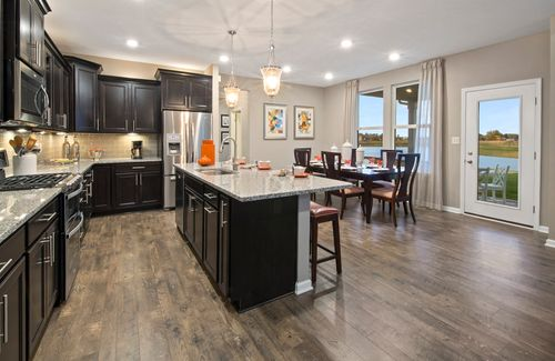 Kitchen-in-Belleville-at-Fox Ridge-in-Columbus