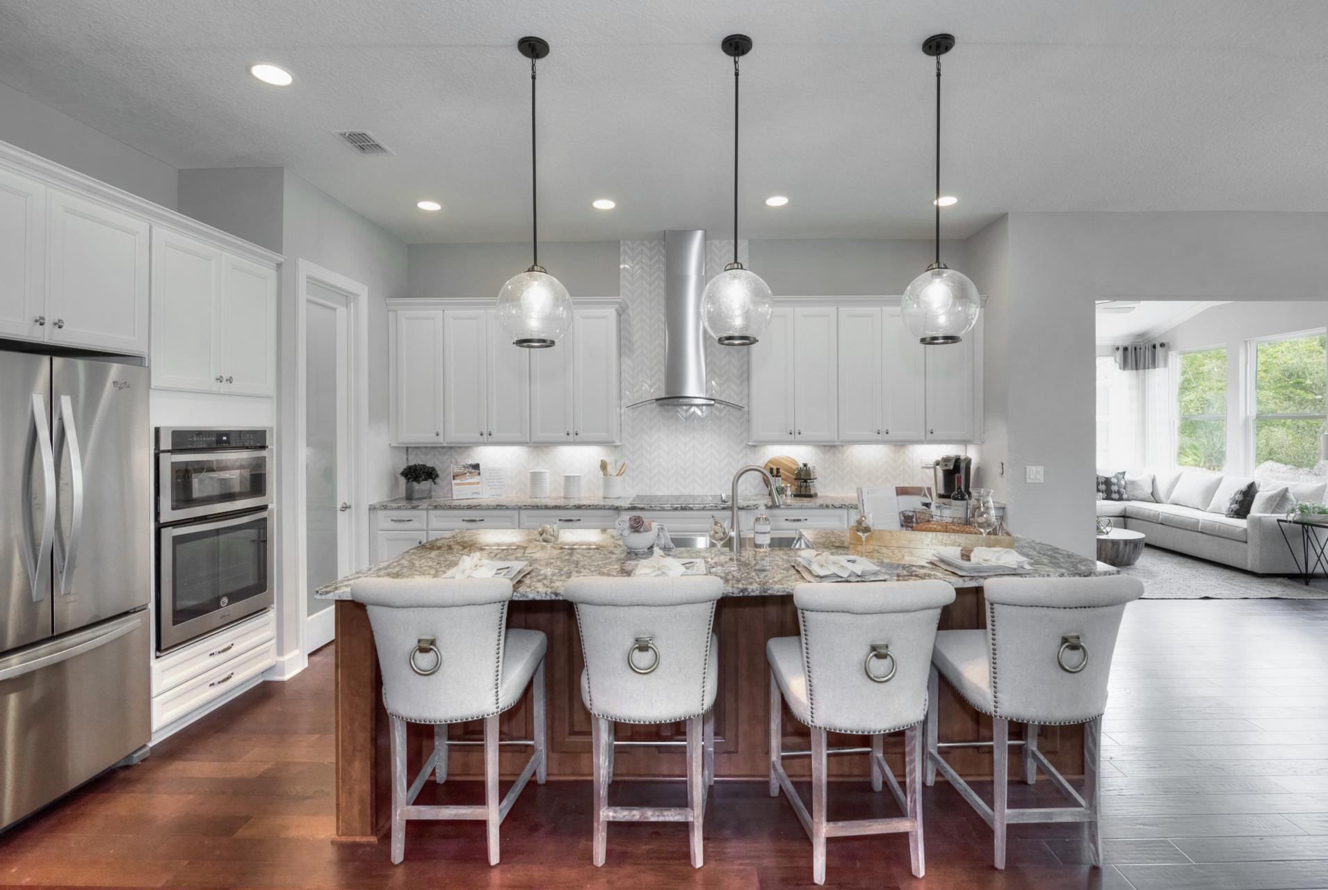 Kitchen-in-Palmetto-at-Summer Lakes-in-Rosenberg