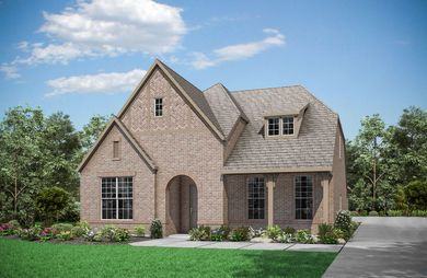Azalea The Grove Frisco Texas Drees Custom Homes