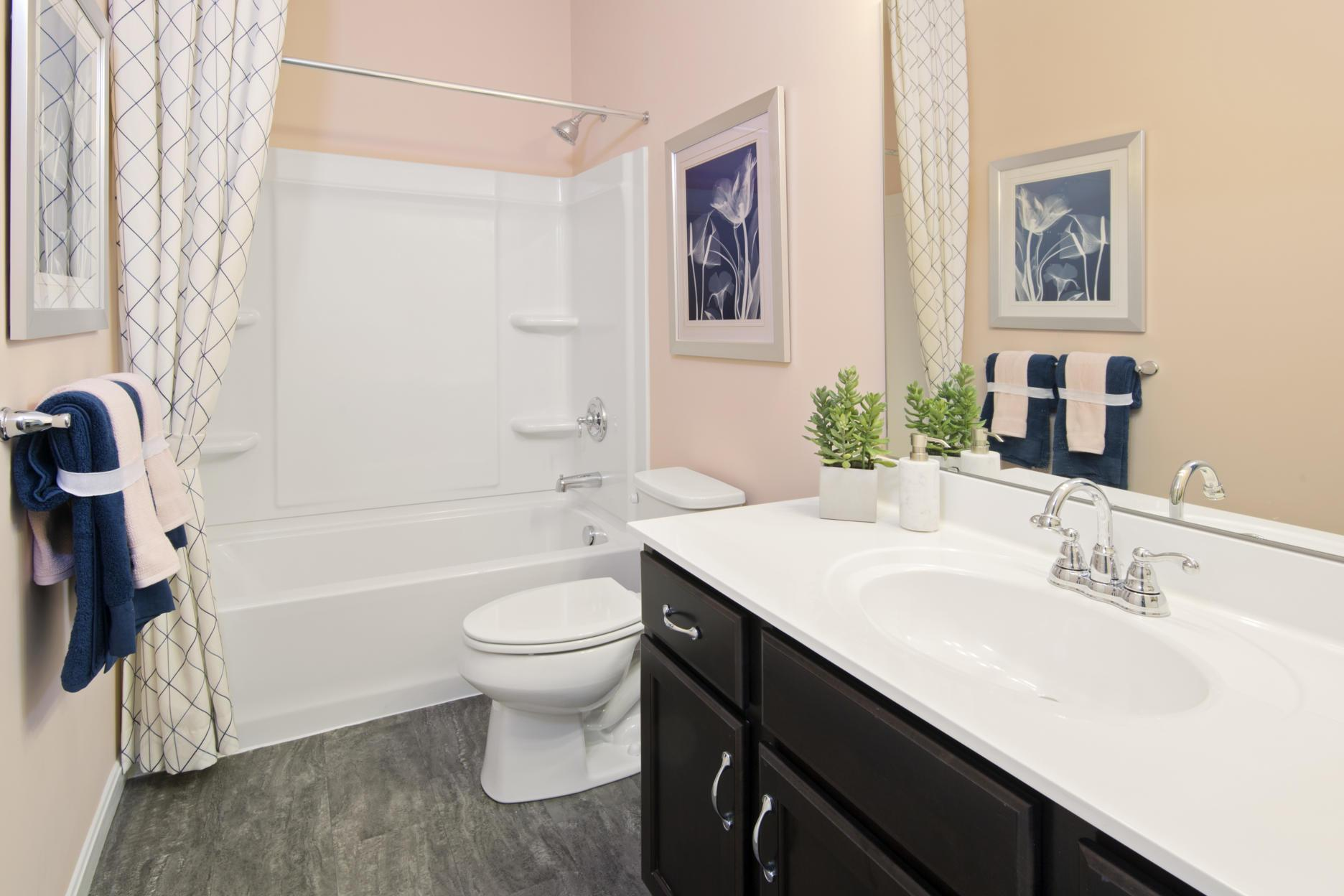 Bathroom featured in the Beachwood By Drees Homes in Cincinnati, KY