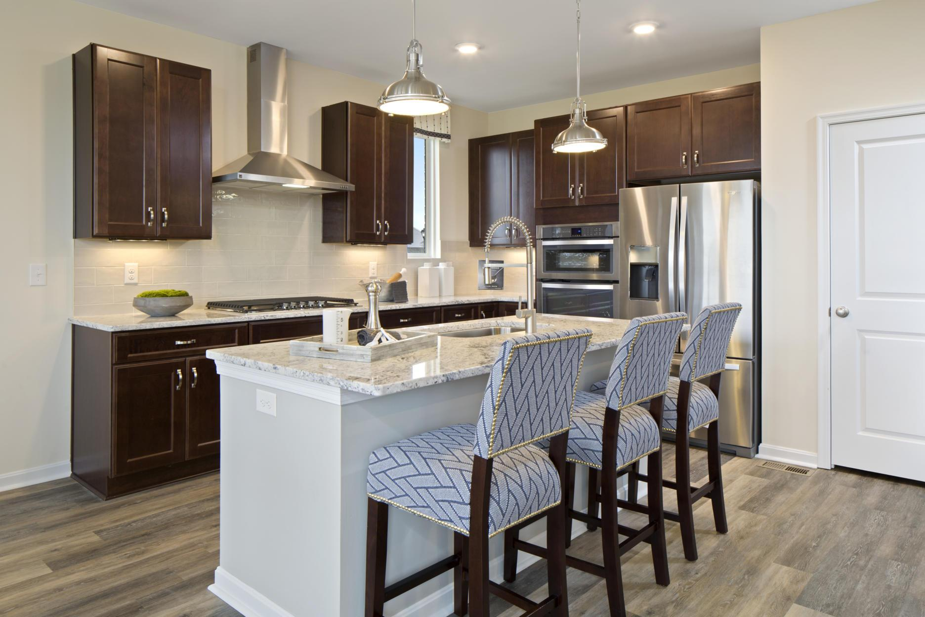 Kitchen featured in the Beachwood By Drees Homes in Cincinnati, KY