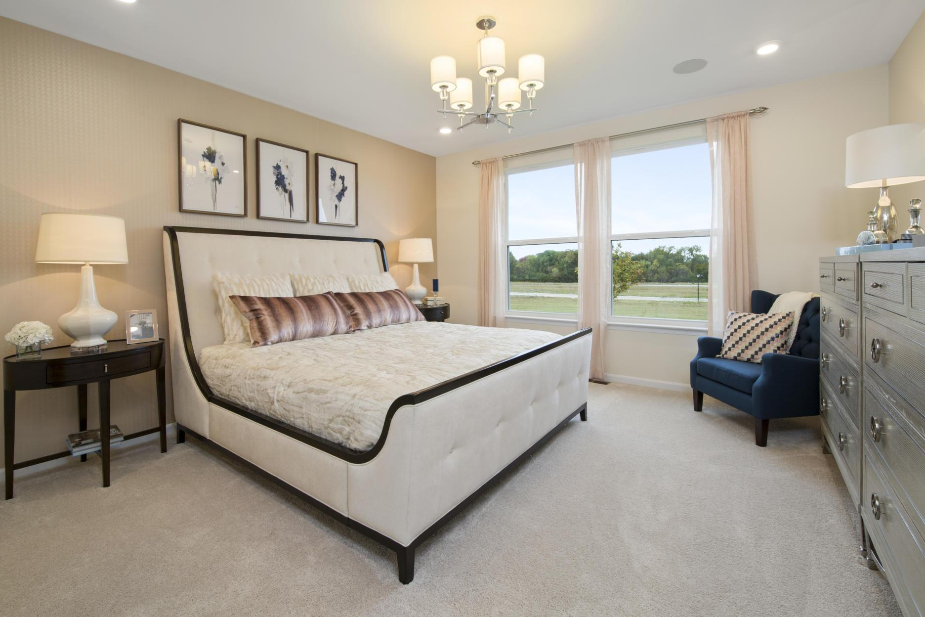 Bedroom featured in the Beachwood By Drees Homes in Cincinnati, KY
