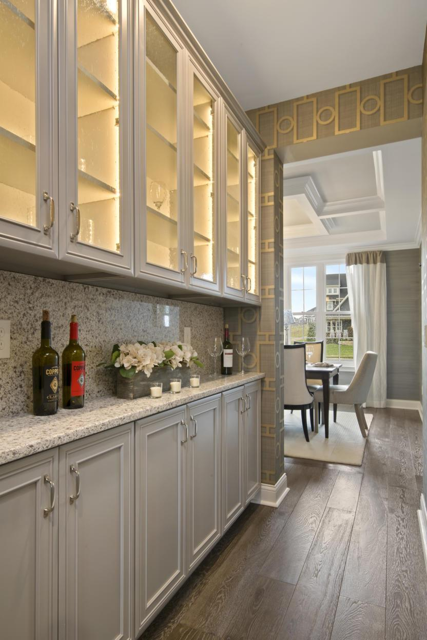 Kitchen-in-Crestwood-at-Crooked Tree Preserve-in-Mason