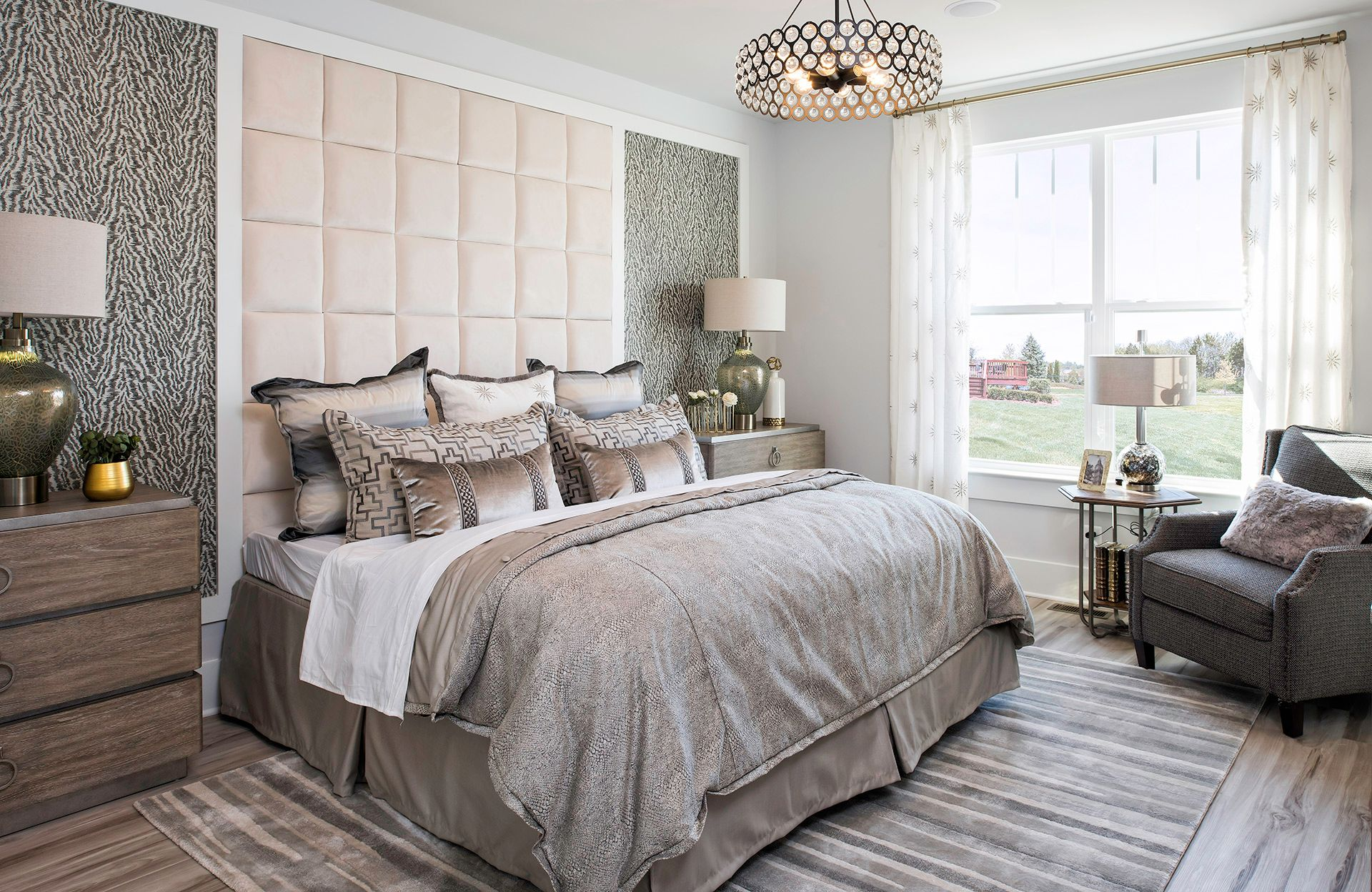 Bedroom featured in the Gabriel By Drees Homes in Washington, VA