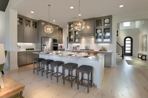 Kitchen-in-Brady-at-The Summit at Lake Travis-in-Spicewood