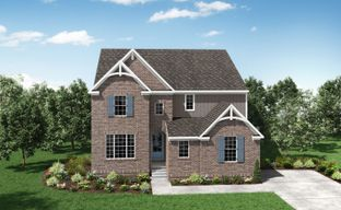 Baird Farms by Drees Homes in Nashville Tennessee