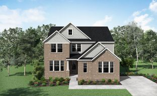 River Oaks by Drees Homes in Nashville Tennessee