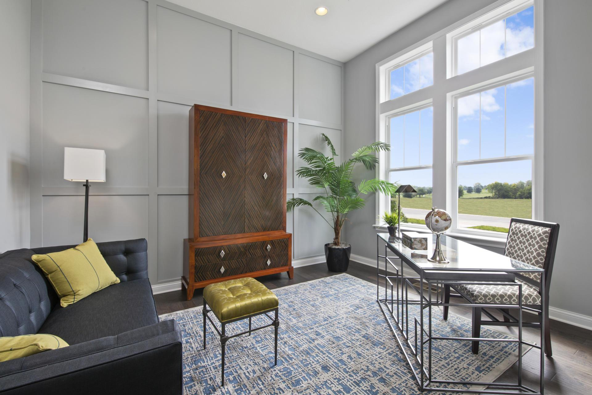 Living Area featured in the Winfield By Drees Homes in Indianapolis, IN