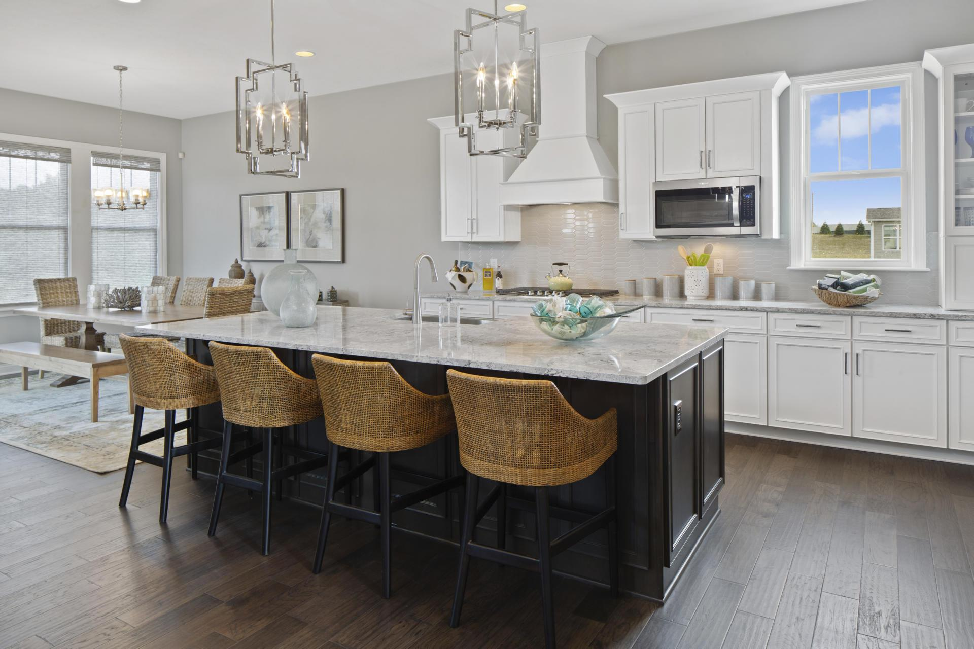 Kitchen featured in the Winfield By Drees Homes in Indianapolis, IN