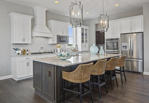 Kitchen-in-Winfield-at-Oak Ridge at Tipton Lakes-in-Columbus