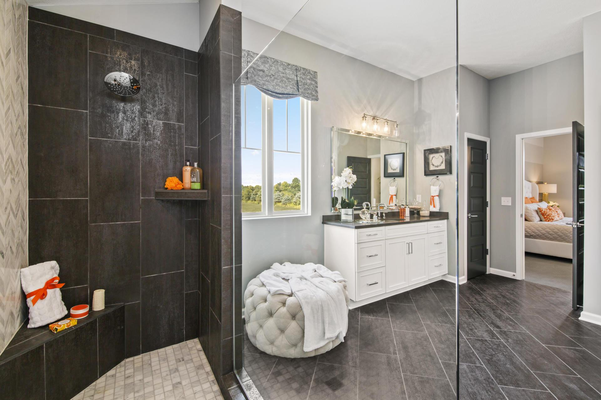 Bathroom featured in the Winfield By Drees Homes in Indianapolis, IN