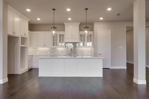 Kitchen-in-Brynlee II-at-Light Farms-in-Celina