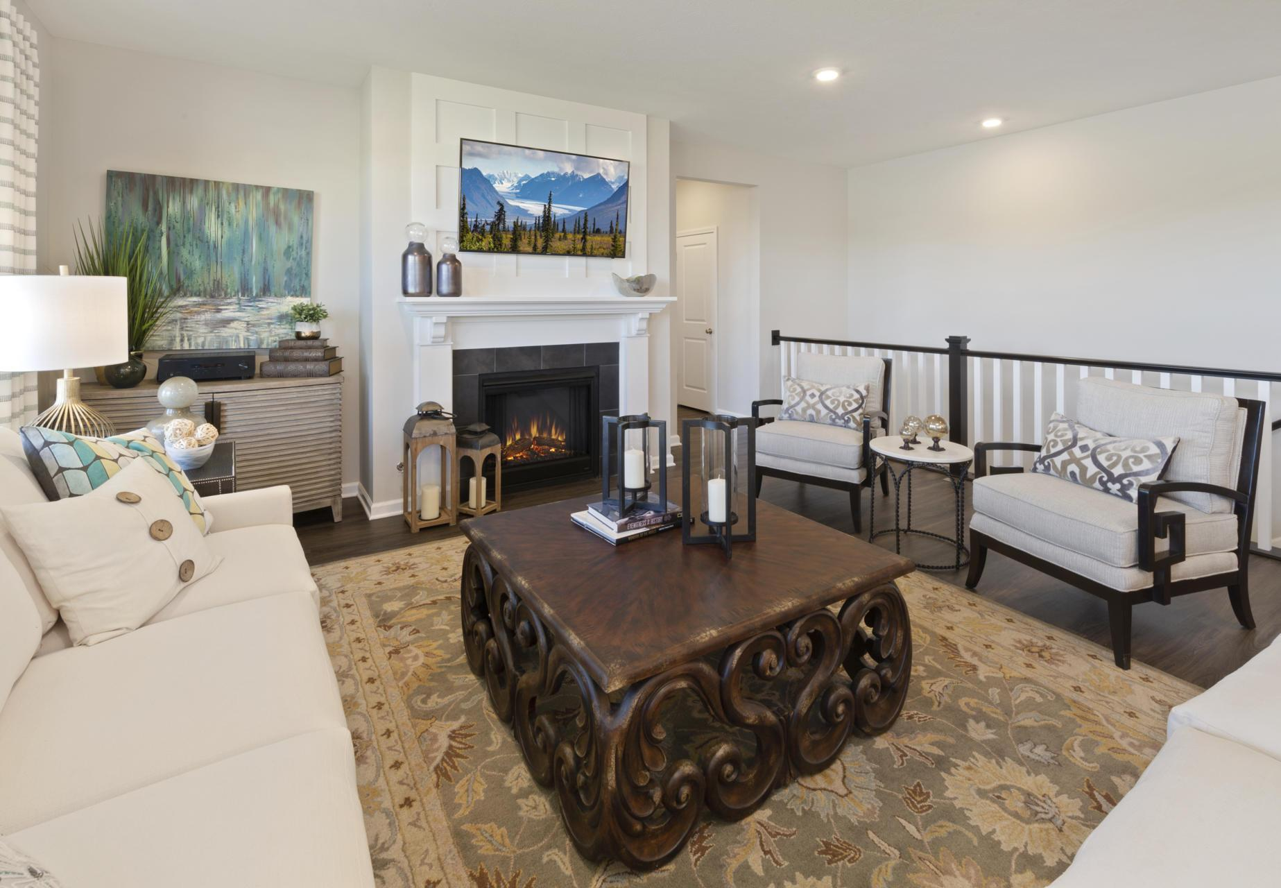 Greatroom-and-Dining-in-Shelburn-at-Woodcreek Crossing Community-in-Avon
