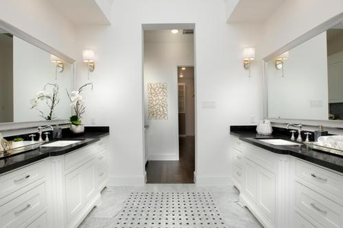 Bathroom-in-Elmsdale-at-Drees On Your Lot - DFW-in-McKinney