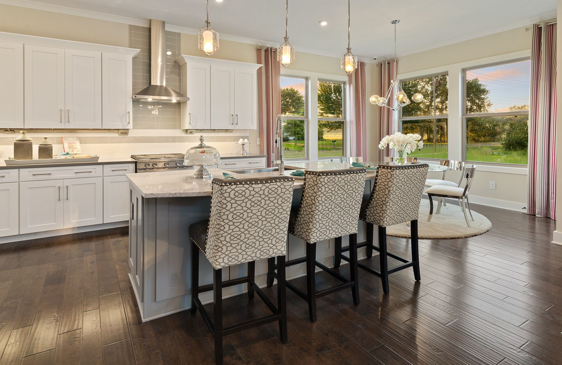 Kitchen featured in the Vanderburgh By Drees Homes in Cleveland, OH