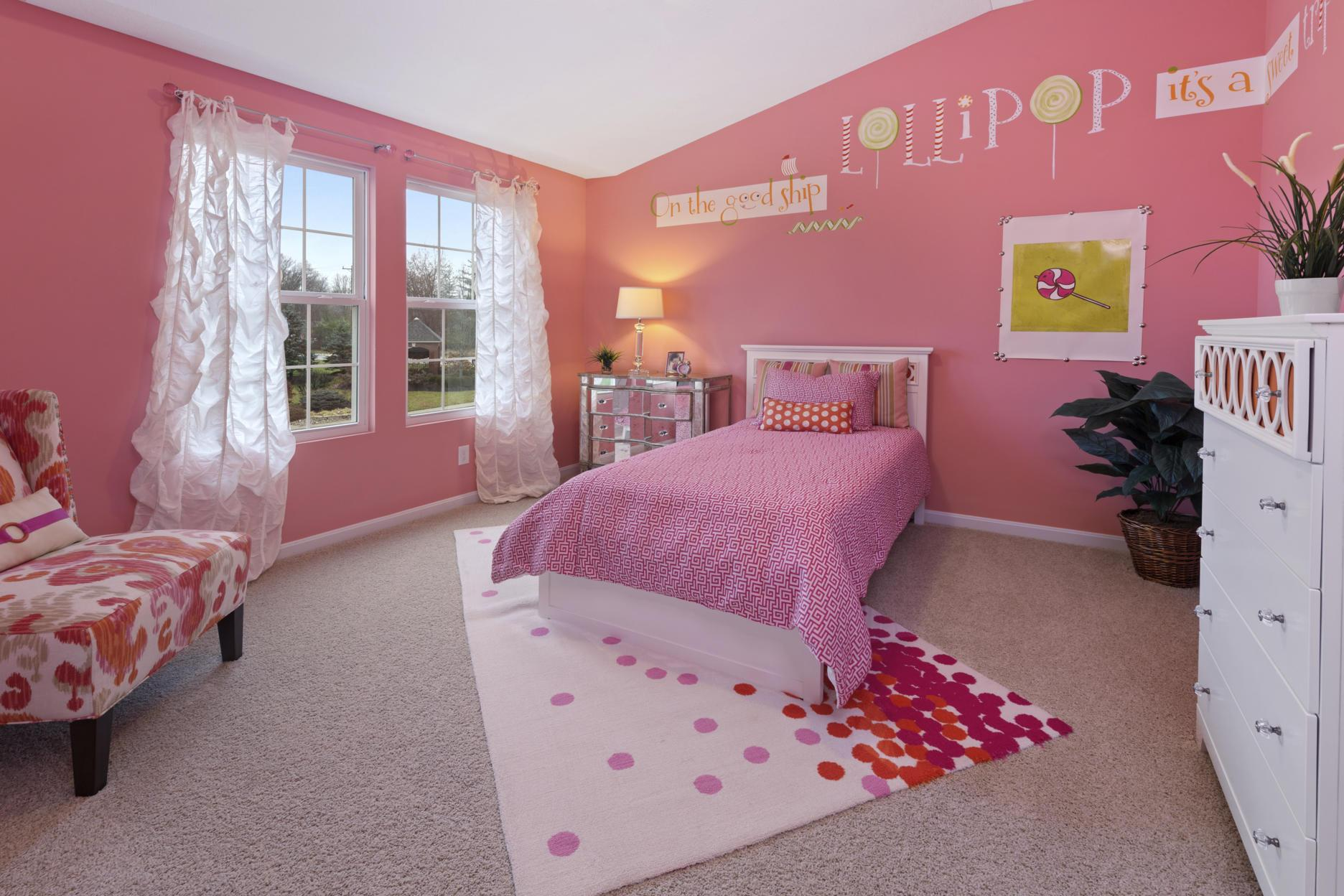 Bedroom featured in the Ashton By Drees Homes in Cincinnati, OH