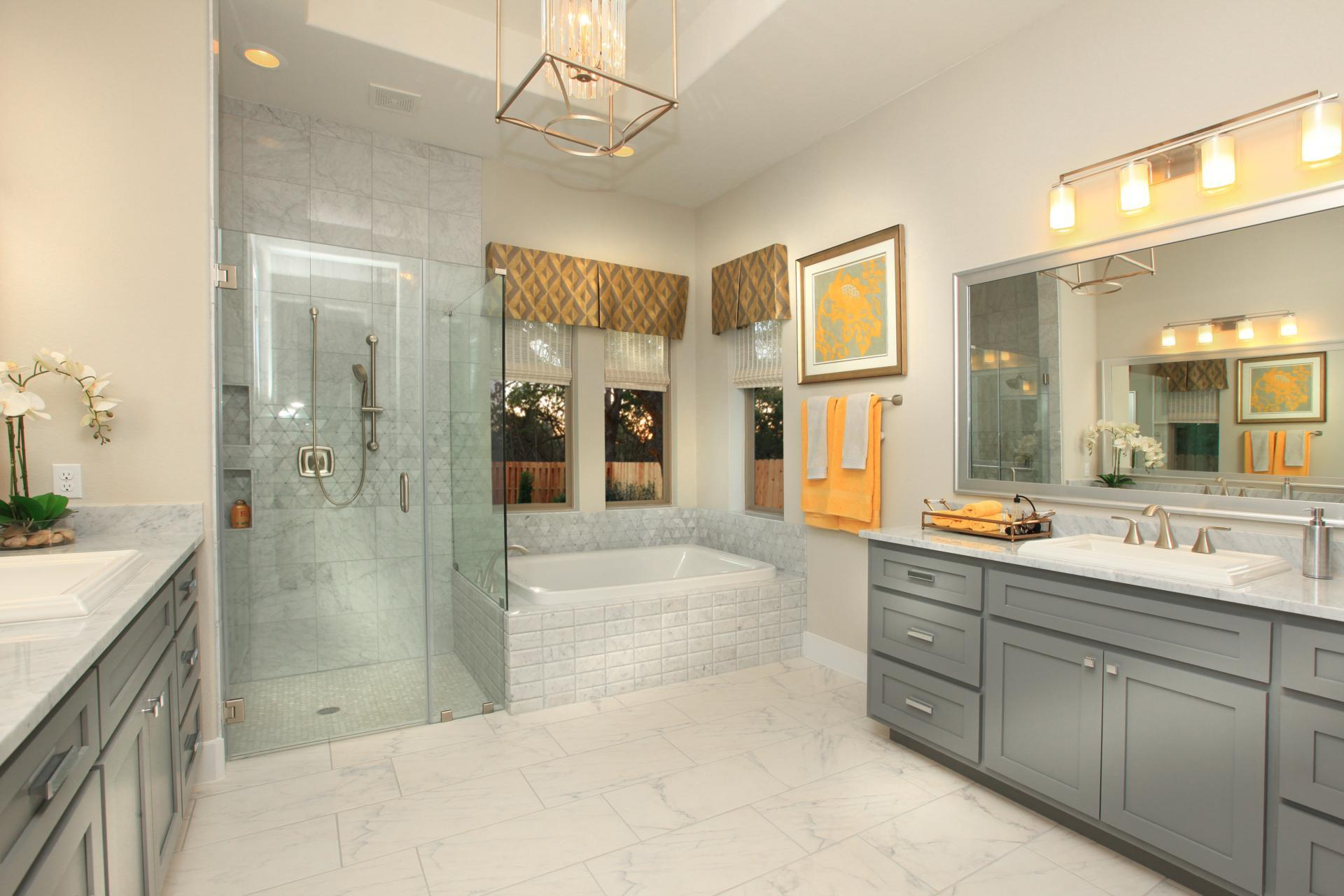 Bathroom featured in the Tinsley By Drees Custom Homes in Austin, TX