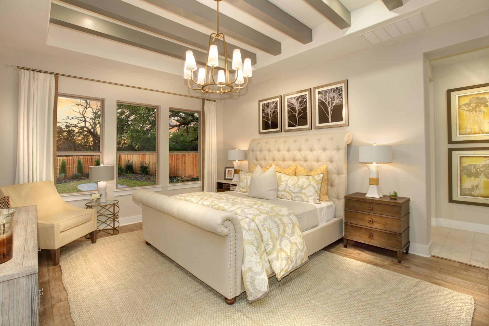 Bedroom featured in the Tinsley By Drees Custom Homes in Austin, TX