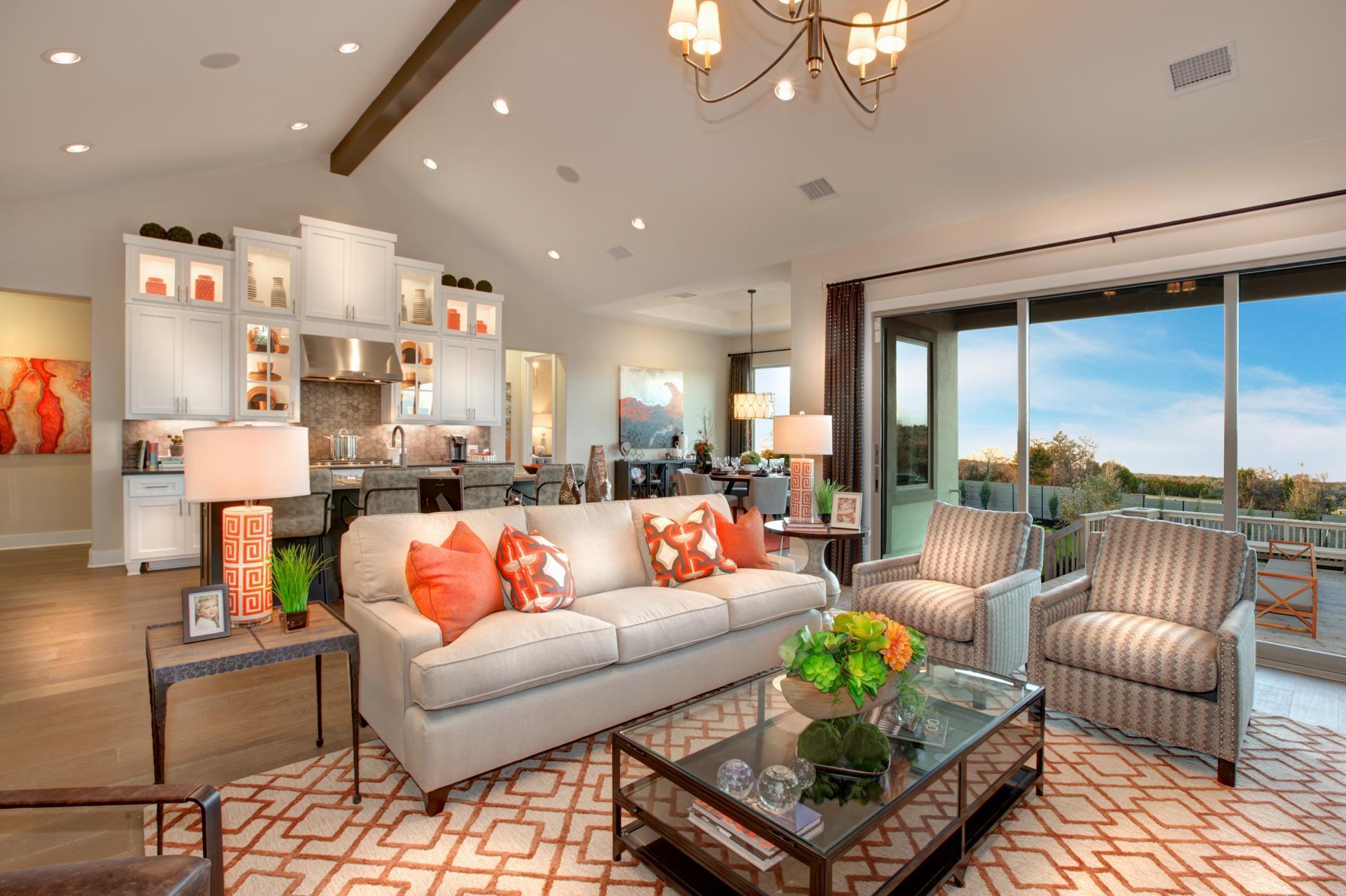 'Deer Haven' by Drees Custom Homes in Austin