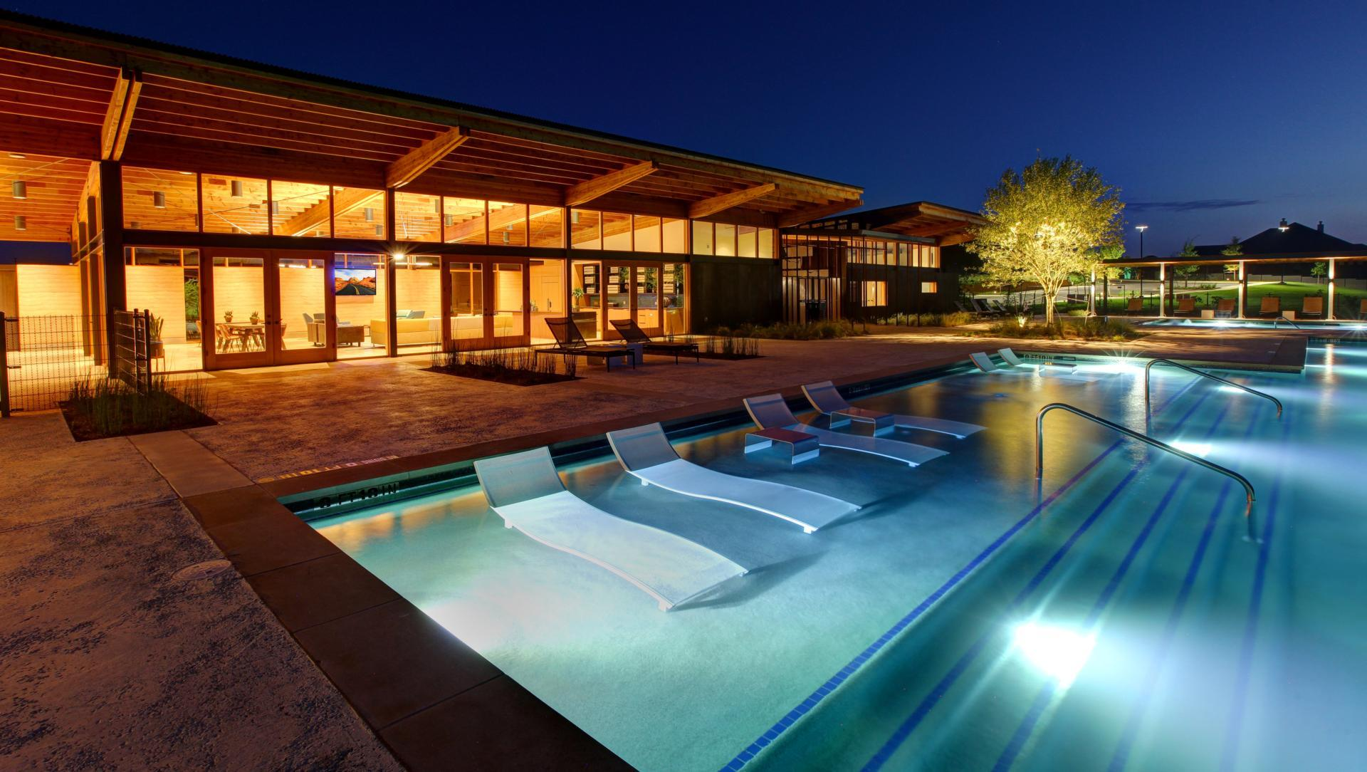 'Wolf Ranch' by Drees Custom Homes in Austin