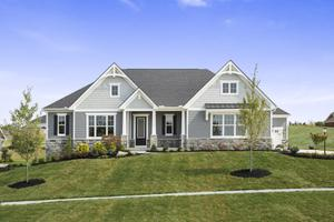 homes in The Overlook at Vandalia by Drees Homes