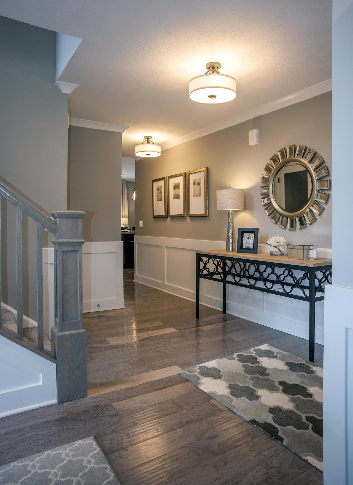 Living Area featured in the Chester By Drees Homes in Cleveland, OH