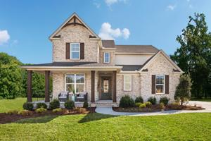 homes in River Oaks by Drees Homes
