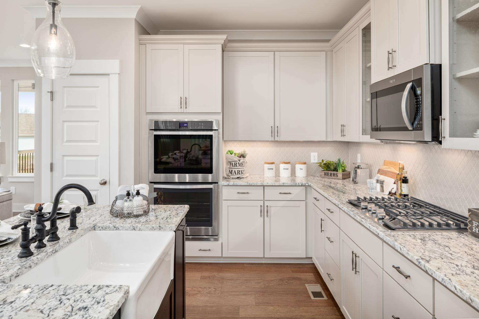 Kitchen featured in the Kinsley By Drees Homes in Nashville, TN