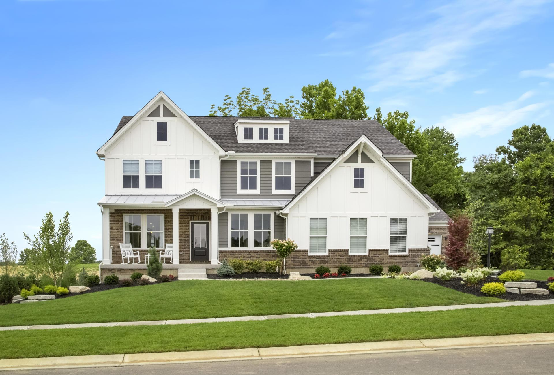 North Ridge Pointe in North Ridgeville, OH :: New Homes by