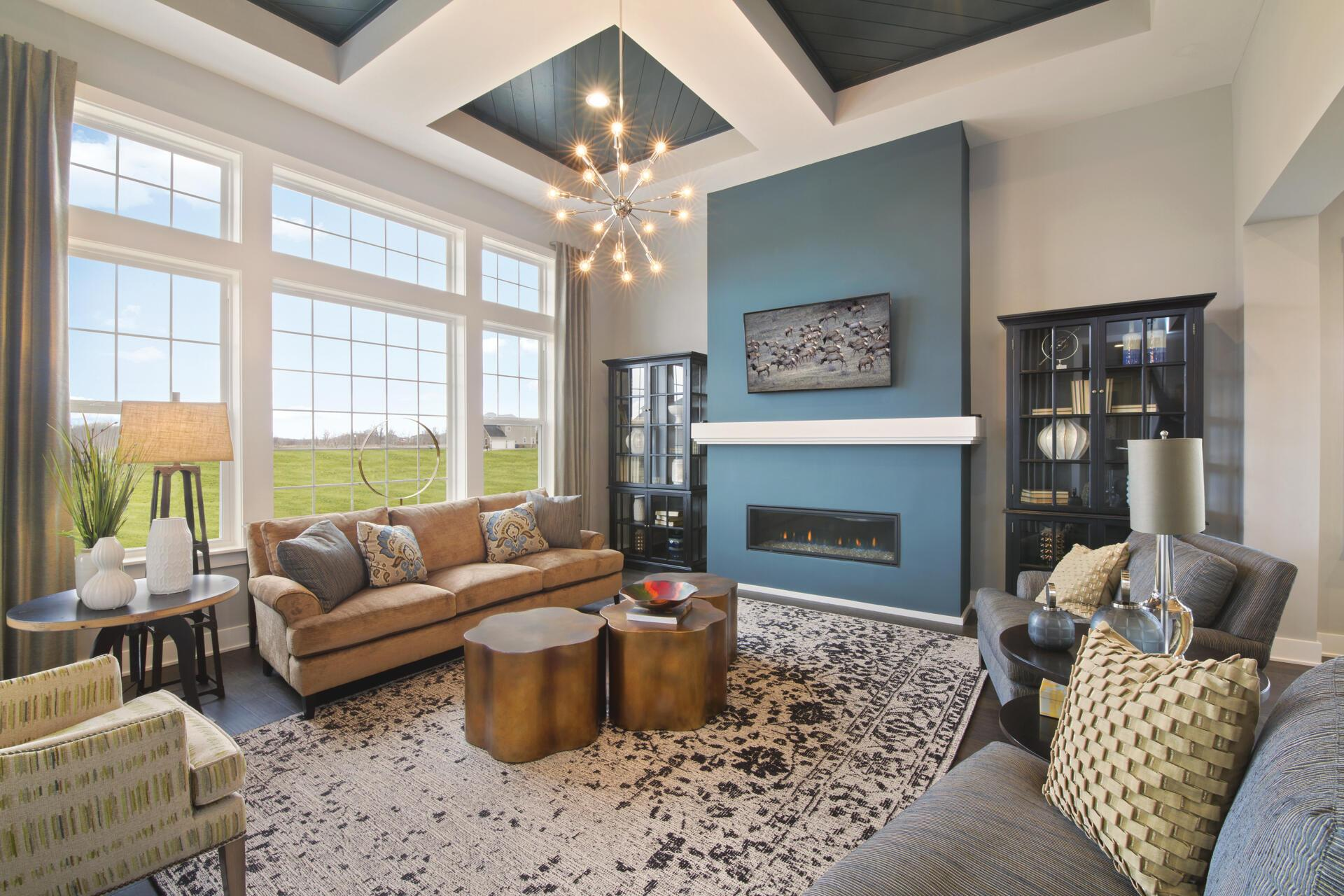 'Bent Creek' by Drees Homes in Indianapolis