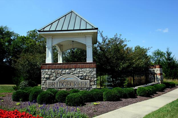 The Bridgecreek Entrance