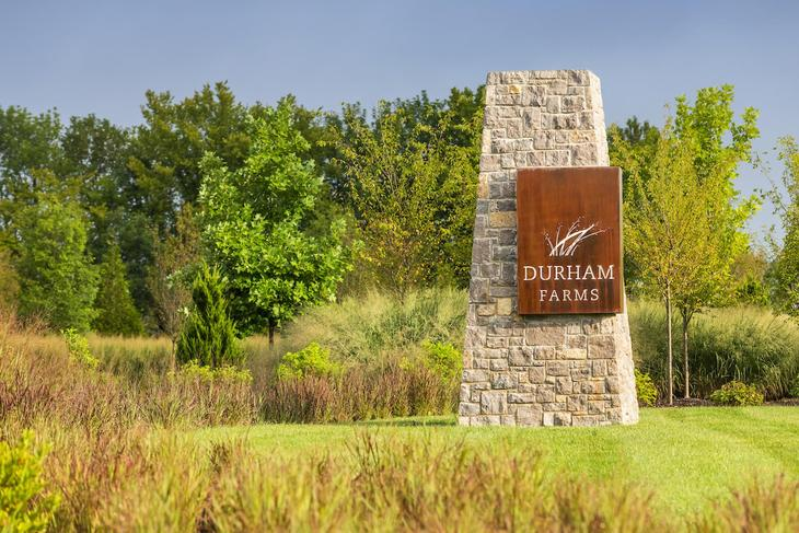 Durham Farms Entry