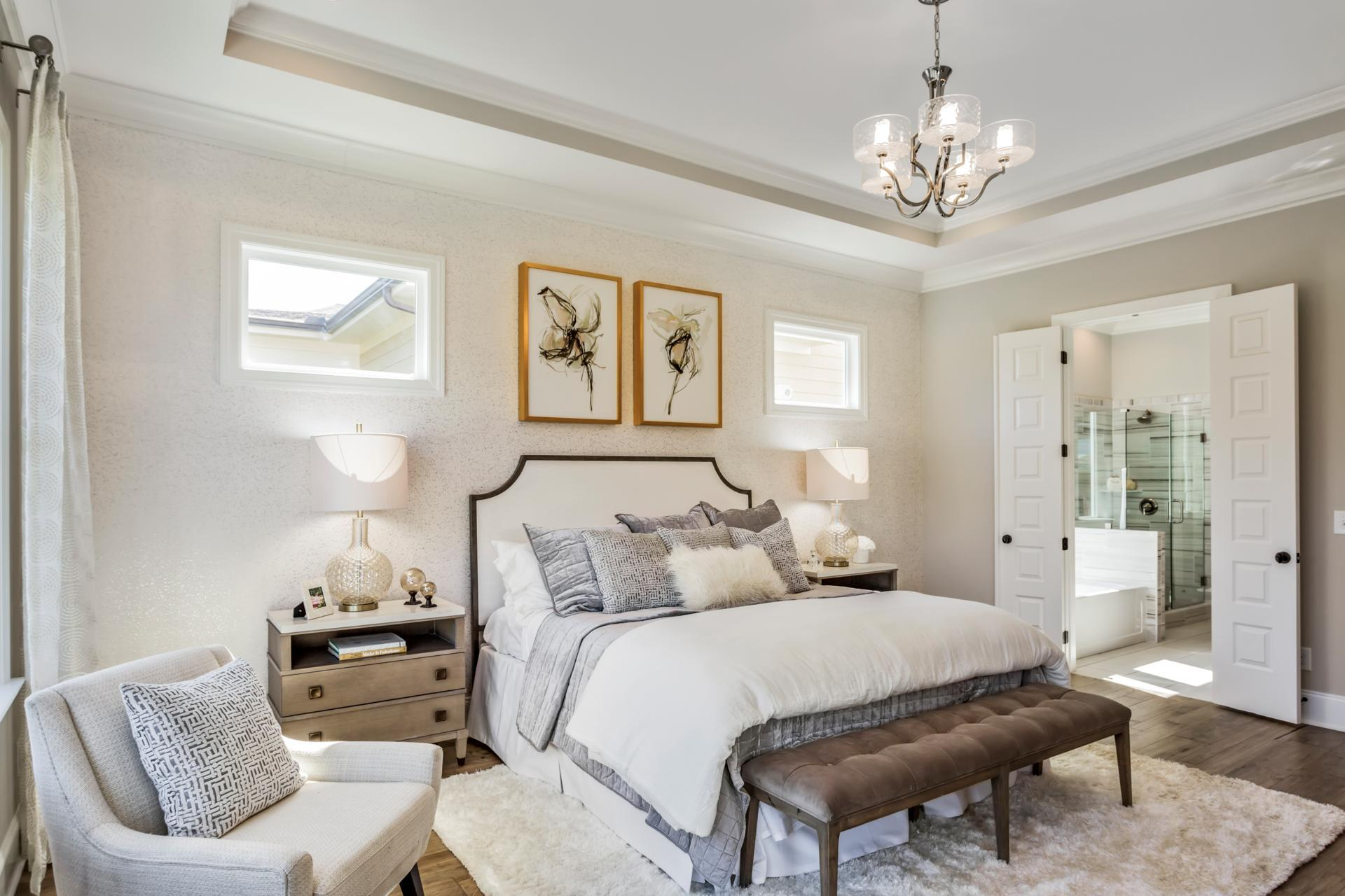 Bedroom featured in the Rowland By Drees Homes in Nashville, TN