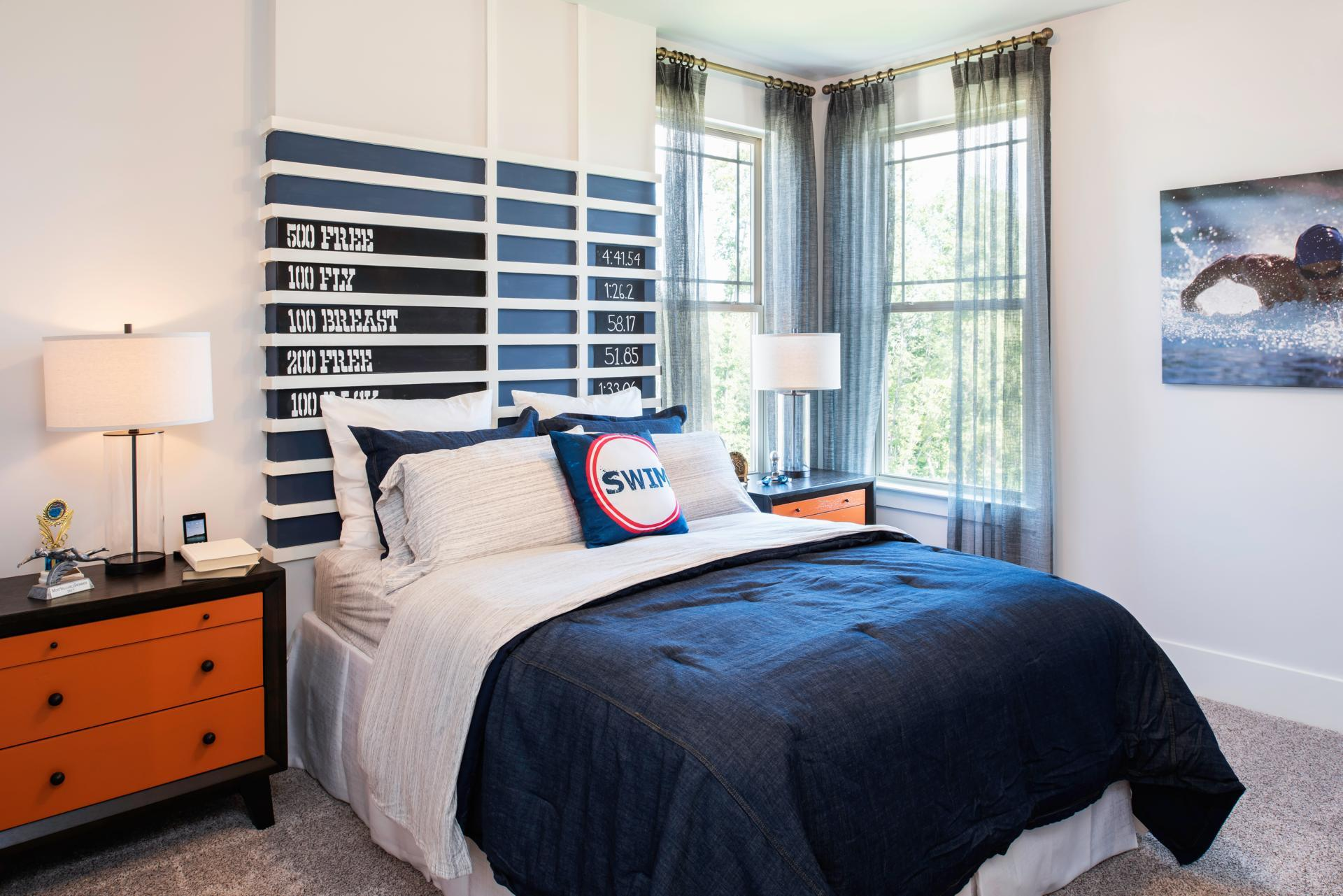 Bedroom featured in the Rowan By Drees Homes in Washington, MD