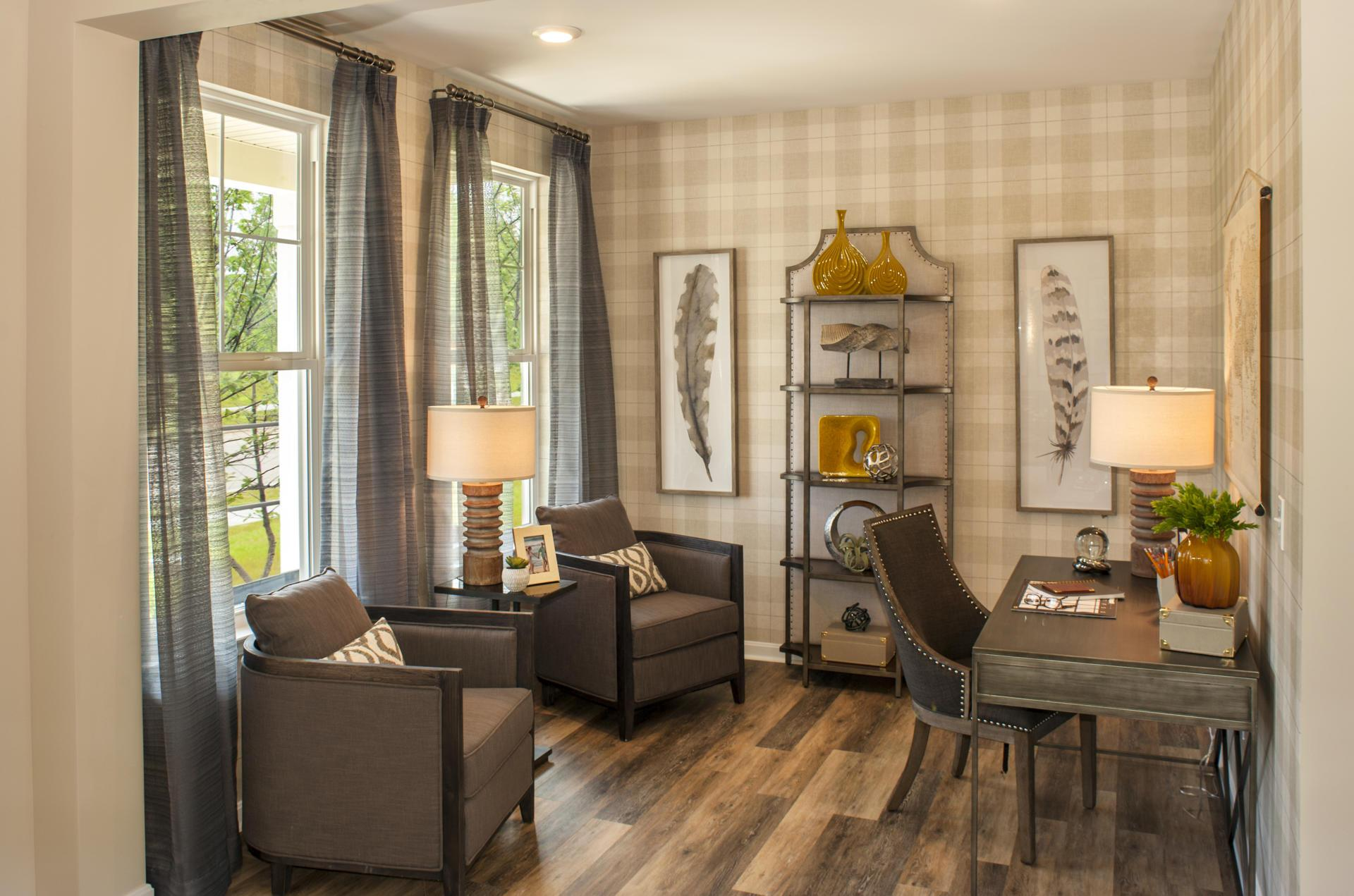 Living Area featured in the Quentin By Drees Homes in Cincinnati, OH
