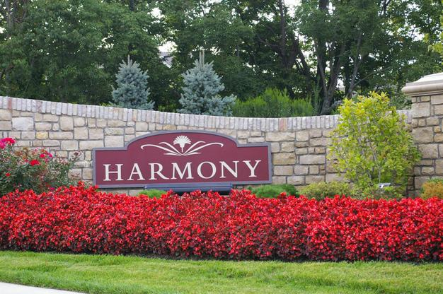 The Harmony Entrance