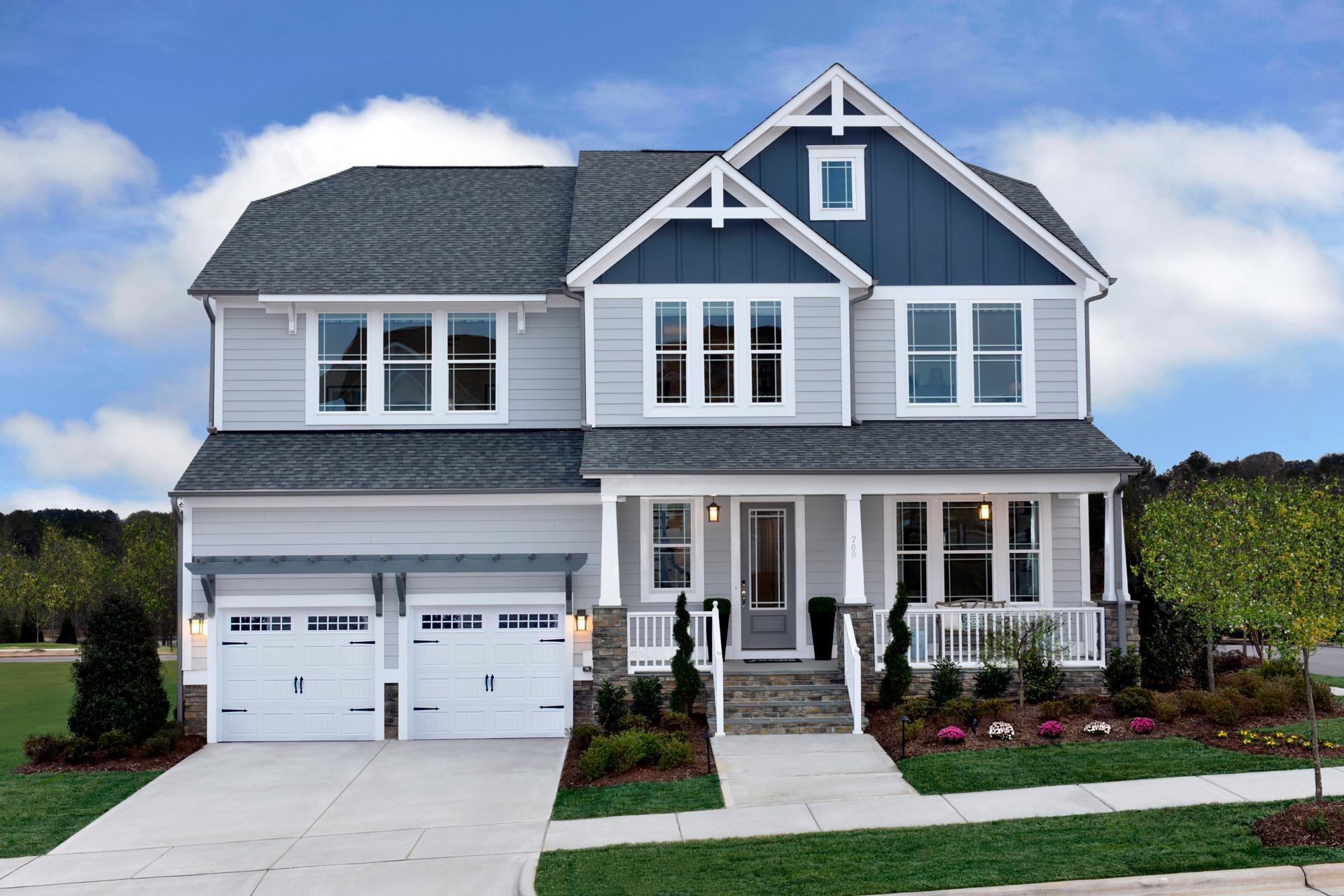 Holding Village by Drees Homes - Alex Gromkov — Quicksilver ... on
