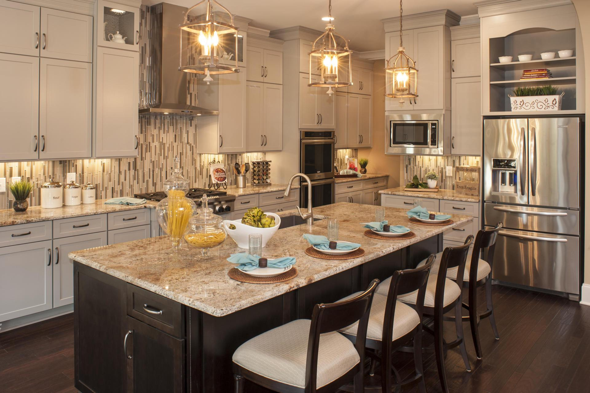 Kitchen featured in the Colinas II By Drees Homes in Nashville, TN