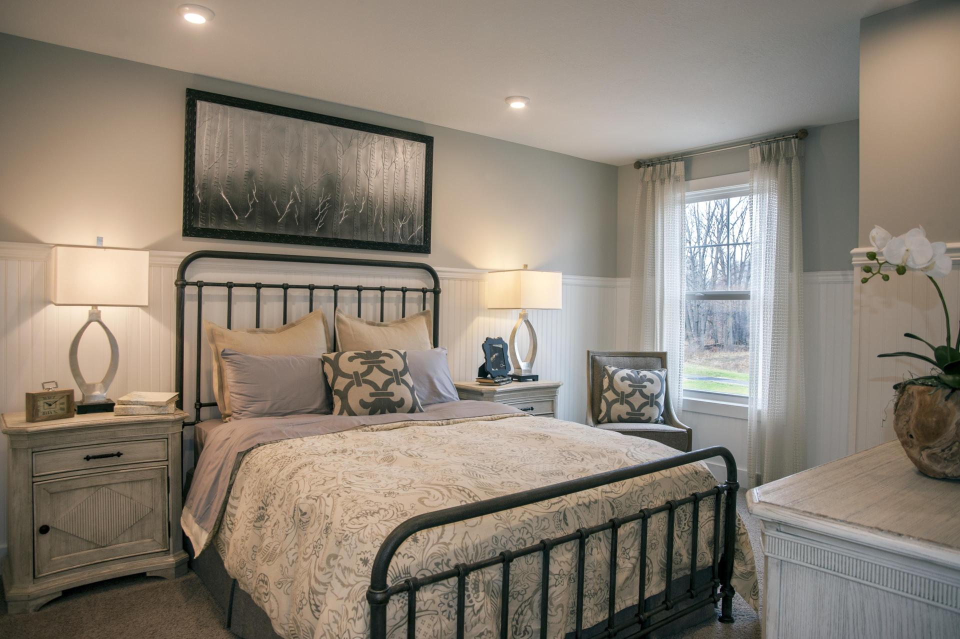 Bedroom featured in the Chester By Drees Homes in Cleveland, OH