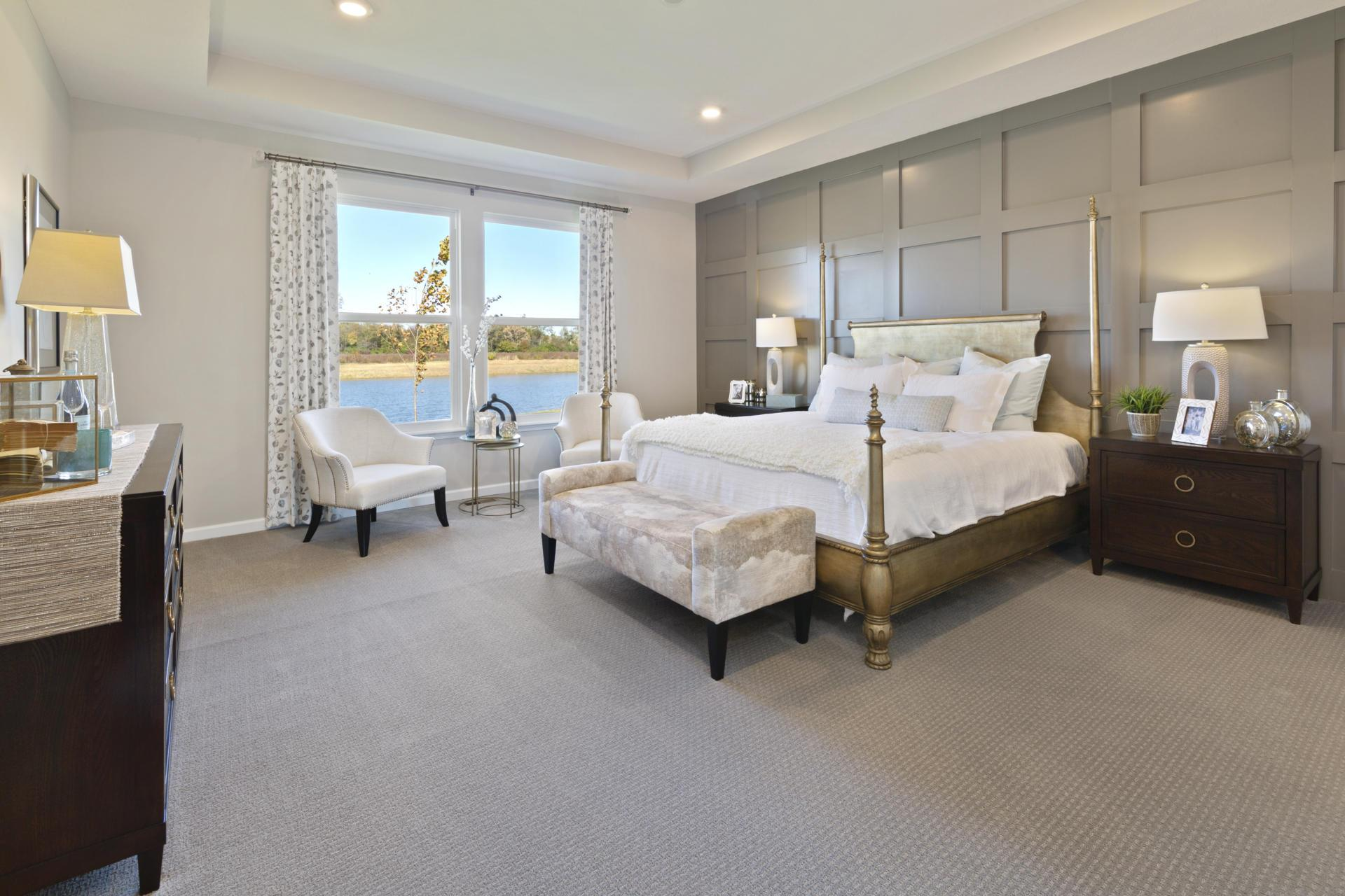 Bedroom featured in the Shelburn By Drees Homes in Indianapolis, IN