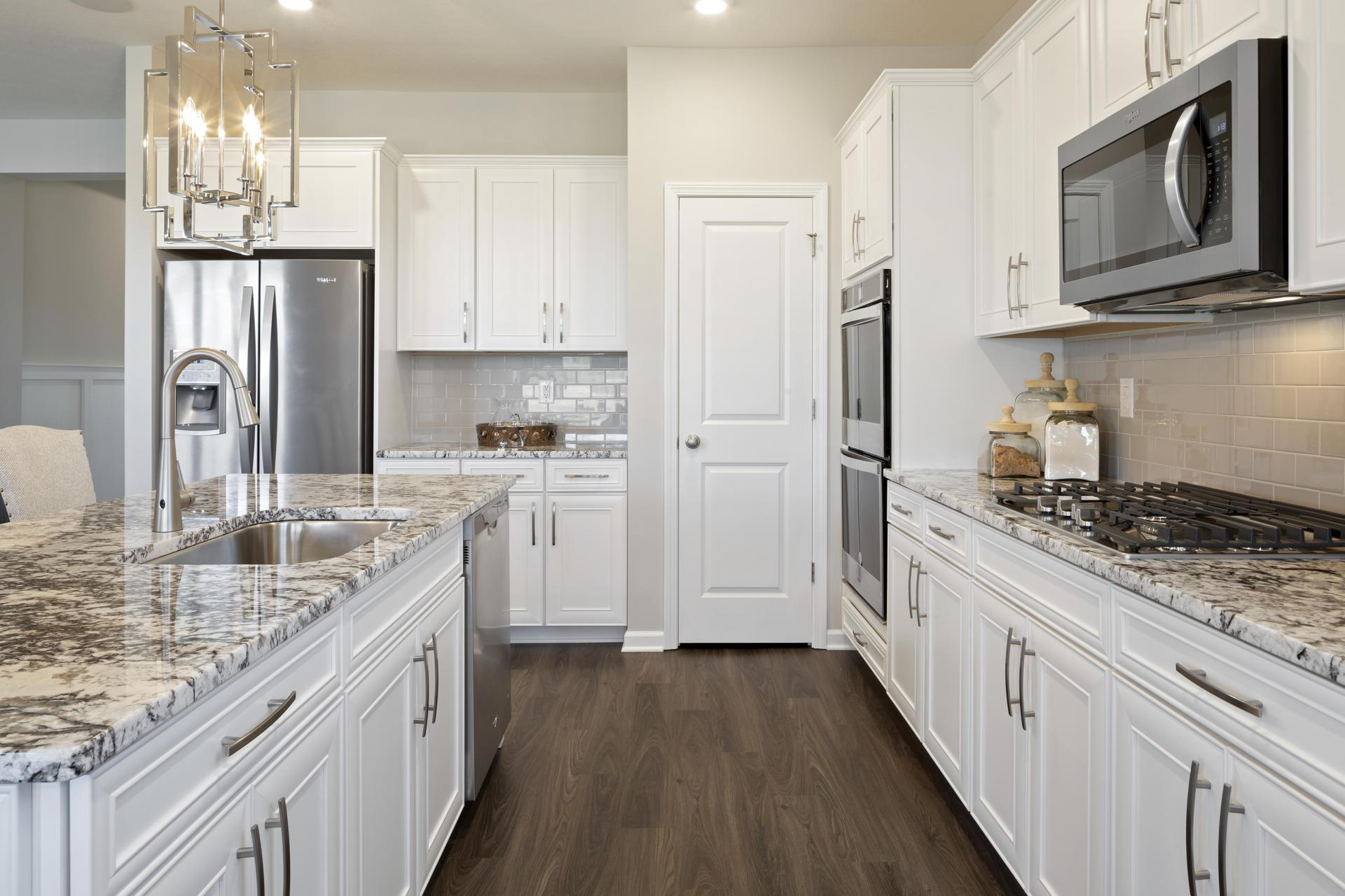 Kitchen featured in the Shelburn By Drees Homes in Indianapolis, IN