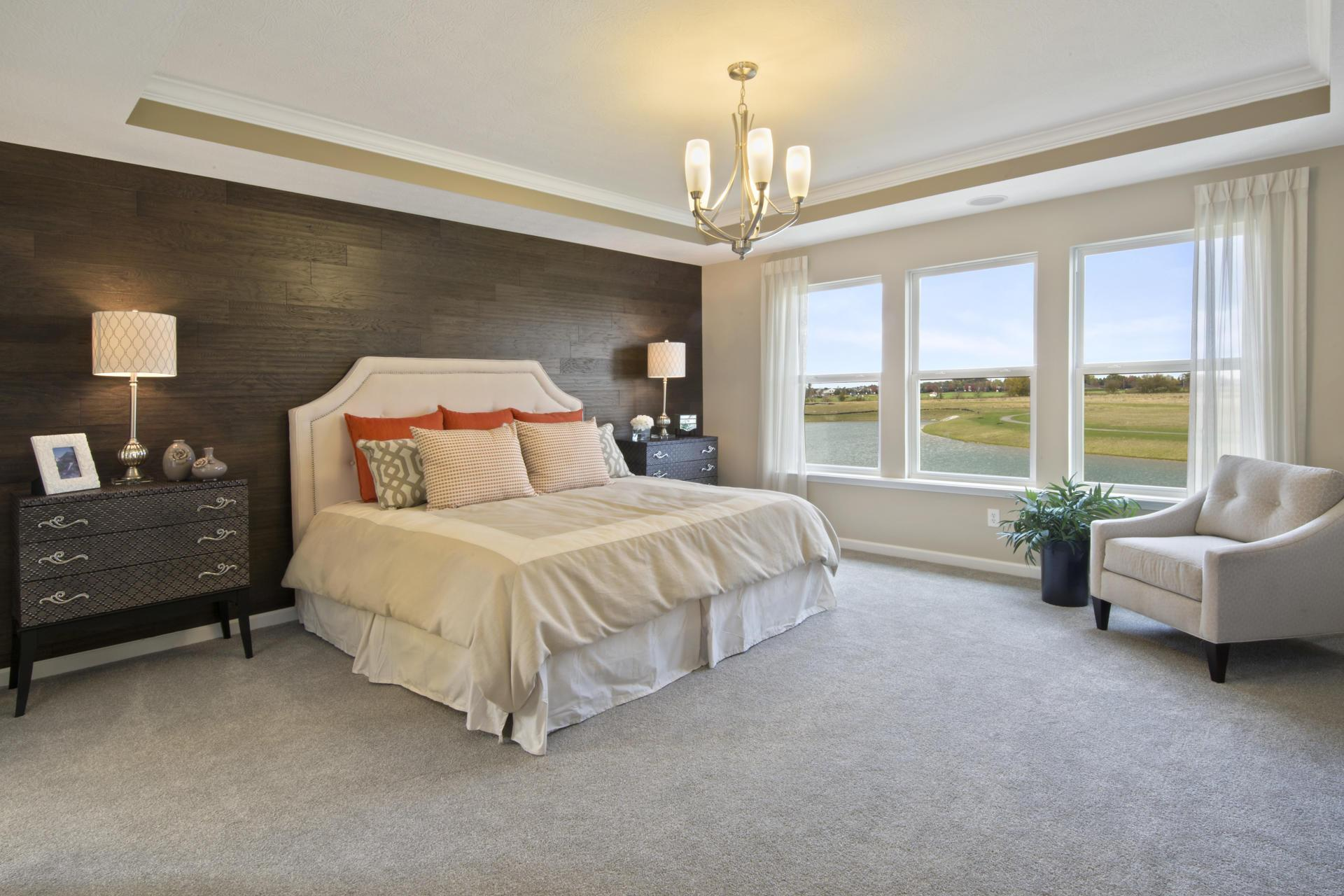 Bedroom featured in the Belleville By Drees Homes in Indianapolis, IN