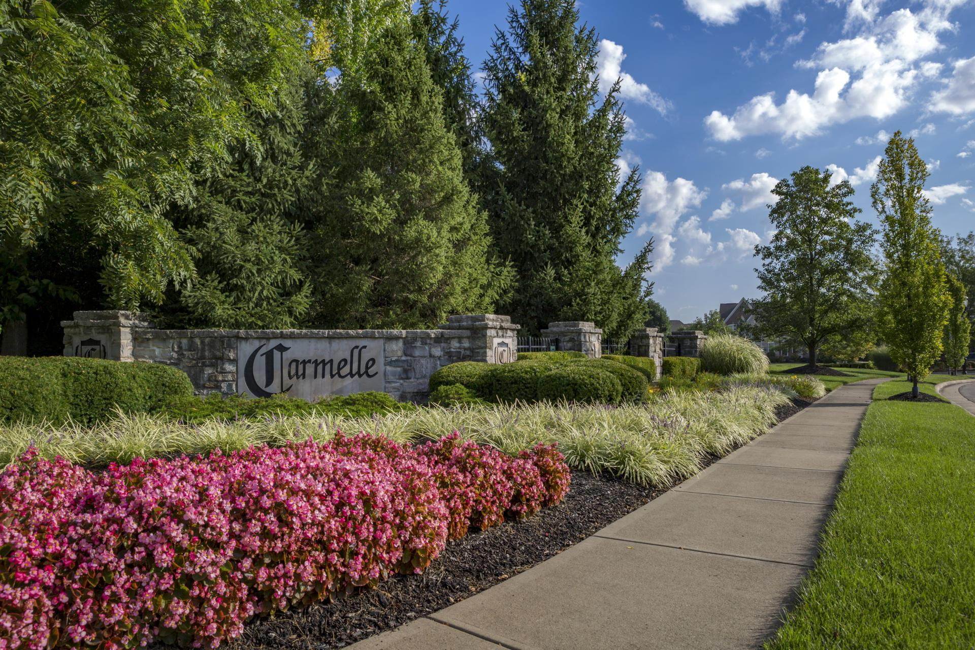 'The Reserves of Carmelle' by Drees Homes in Cincinnati