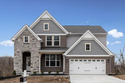 Coleman Woods by Drees Homes in Cincinnati Ohio